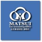 keishi0016さんの「松井章浩税理士事務所」のロゴ作成への提案