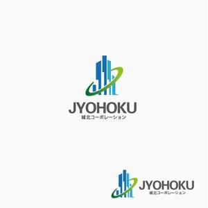 atomgraさんの新規設立の不動産仲介会社「城北コーポレーション株式会社」のロゴ作成への提案