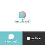 viracochaabinさんのネットショップサイト「serafi net」のロゴへの提案