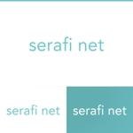 athenaabyzさんのネットショップサイト「serafi net」のロゴへの提案