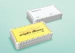 メッセージカードのデザインへの提案