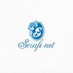 anne_coさんのネットショップサイト「serafi net」のロゴへの提案