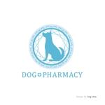 犬 ペット向け健康食品ブランドのロゴデザインへの提案