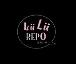 ragarajaさんの新規メディア『LüLü REPO(ルルレポ)』のロゴ作成への提案