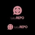 cagelowさんの新規メディア『LüLü REPO(ルルレポ)』のロゴ作成への提案