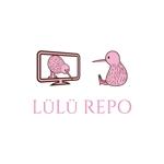 Anycallさんの新規メディア『LüLü REPO(ルルレポ)』のロゴ作成への提案
