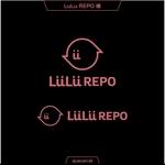queuecatさんの新規メディア『LüLü REPO(ルルレポ)』のロゴ作成への提案