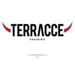 焼肉店「TERRACCE」のロゴへの提案