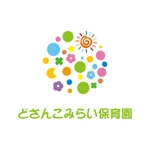 teppei-miyamotoさんの保育園『どさんこみらい保育園』のロゴへの提案