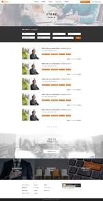 suzuki_yuutaさんのコーポレートサイトデザイン作成<継続依頼あり>への提案