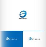 株式会社サン電工社の会社ロゴとSANDENKOの文字書体への提案