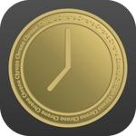 empty9999さんの時間に対して価値(ポイント)を付与するサービスアプリ「クロノポイント」のアプリアイコン制作への提案
