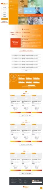 hnr-aさんのコーポレートサイトデザイン作成<継続依頼あり>への提案