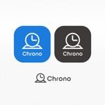 aineさんの時間に対して価値(ポイント)を付与するサービスアプリ「クロノポイント」のアプリアイコン制作への提案