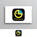 White-designさんの時間に対して価値(ポイント)を付与するサービスアプリ「クロノポイント」のアプリアイコン制作への提案