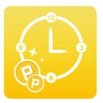 mini05さんの時間に対して価値(ポイント)を付与するサービスアプリ「クロノポイント」のアプリアイコン制作への提案