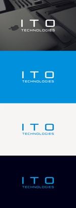 tanaka10さんのIT会社のロゴへの提案