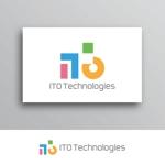White-designさんのIT会社のロゴへの提案