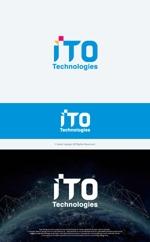 take5-designさんのIT会社のロゴへの提案