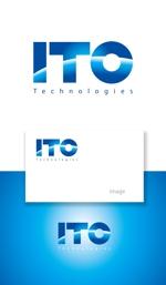 serve2000さんのIT会社のロゴへの提案