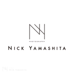 kohgunさんのフォトグラファー『Nick Yamashita Photography』のロゴへの提案