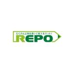 taka_designさんのウェブサイト「Repo」のロゴ作成への提案