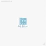 新商品 サーフルーバーSurf Louver ロゴマーク制作への提案