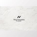 red3841さんのフォトグラファー『Nick Yamashita Photography』のロゴへの提案