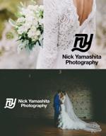 queuecatさんのフォトグラファー『Nick Yamashita Photography』のロゴへの提案