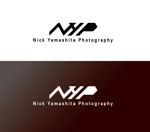 grap-meguroさんのフォトグラファー『Nick Yamashita Photography』のロゴへの提案
