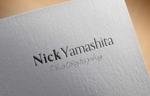 lennyfishさんのフォトグラファー『Nick Yamashita Photography』のロゴへの提案