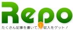 beecomさんのウェブサイト「Repo」のロゴ作成への提案