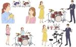 Ctcho3さんの4枚のみ、ドラムをプレゼントされて喜ぶ大人の女性への提案