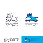 KIDs向けプログラミン&英語スクールのロゴ作成依頼への提案