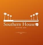 南国ダイニングバー「Southern House」のロゴへの提案
