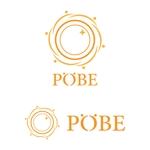 ハンバーグ、鉄板焼飲食店運営会社「POBE」のロゴへの提案