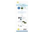 健康器具・食品製造会社のシンプルなトップページデザイン/コーディング不要への提案