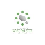 Fantasistaさんの「パソコンスクール・ソフトパレット・SOFT PALETTE」のロゴ作成への提案