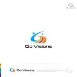 新会社「Go Visions株式会社」のロゴ制作【商標登録予定なし】への提案