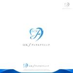 歯科医院リニューアル『LCK fデンタルクリニック』のロゴへの提案