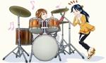 jijiangさんの4枚のみ、ドラムをプレゼントされて喜ぶ大人の女性への提案