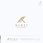 在ベトナム、日本の美容企業「KIREI NETWORK」のロゴ作成への提案