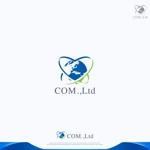 外国人専門職業紹介会社「株式会社COM」のロゴへの提案
