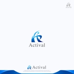 多業種を取り扱う会社「アクティバル」のロゴへの提案