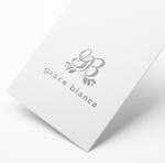 kurumi82さんの女性の美しさを追求するマナー教室「grace blanca」のロゴへの提案