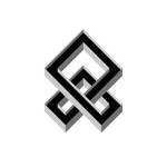 ネットと名刺用のハイテック企業のロゴへの提案