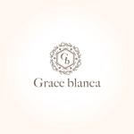 hiroro4422さんの女性の美しさを追求するマナー教室「grace blanca」のロゴへの提案