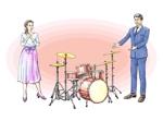 abi_sadaさんの4枚のみ、ドラムをプレゼントされて喜ぶ大人の女性への提案
