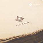 doremidesignさんの女性の美しさを追求するマナー教室「grace blanca」のロゴへの提案
