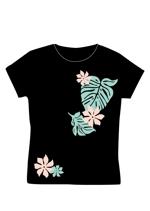 Ikumi_Funabaさんの女性Tシャツデザインへの提案